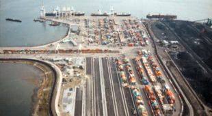 Deltaport Container Terminal Pod 4