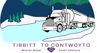 Tibbit to Contwoyto Winter Road Dispatch Software
