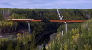 McKay River Bridge