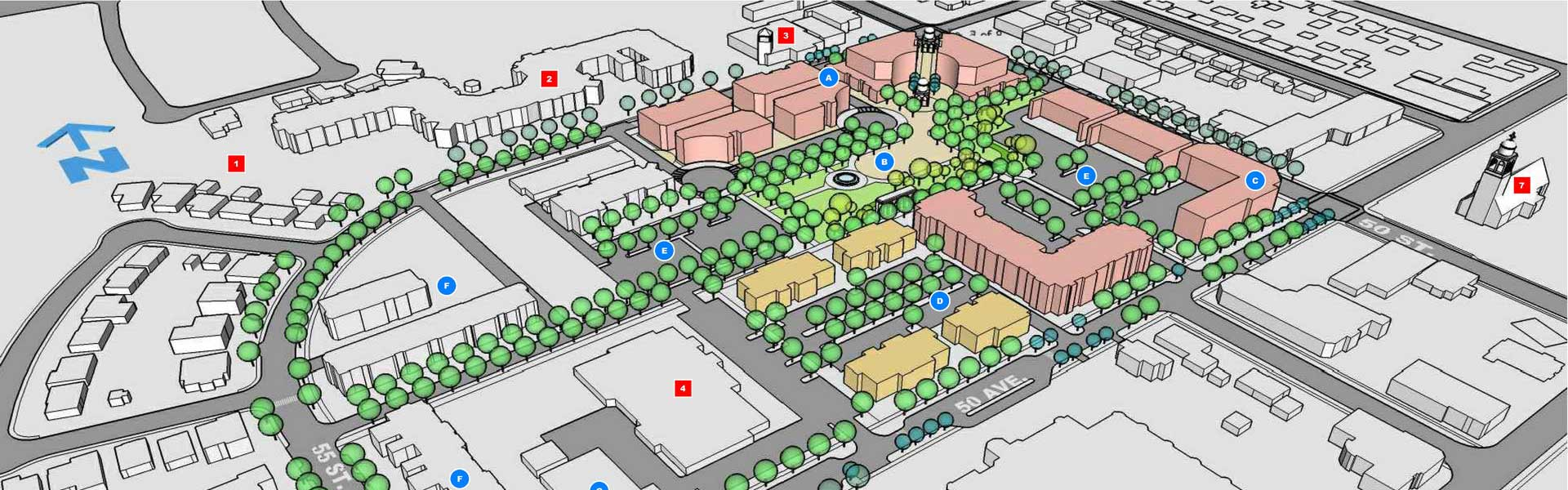 Town of Beaumont Urban Design Plan