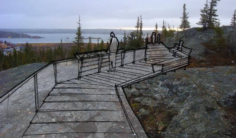 Twin Pine Hill Trail Design