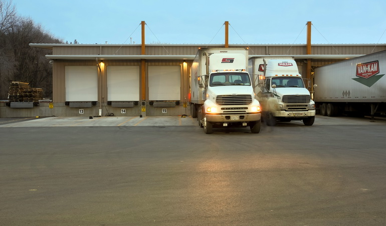 Van Kam Freight Way Terminal