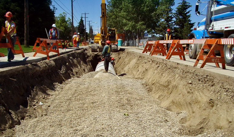 West Calgary Storm Sewer Relief