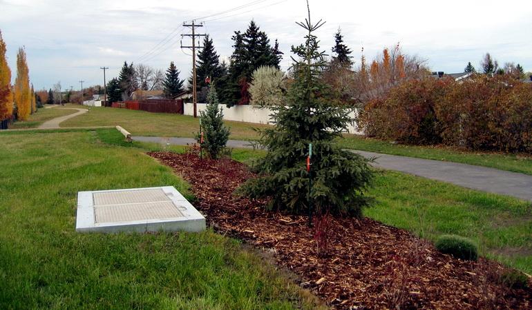 West Park Reservoir Expansion Landscape Rehabilitation