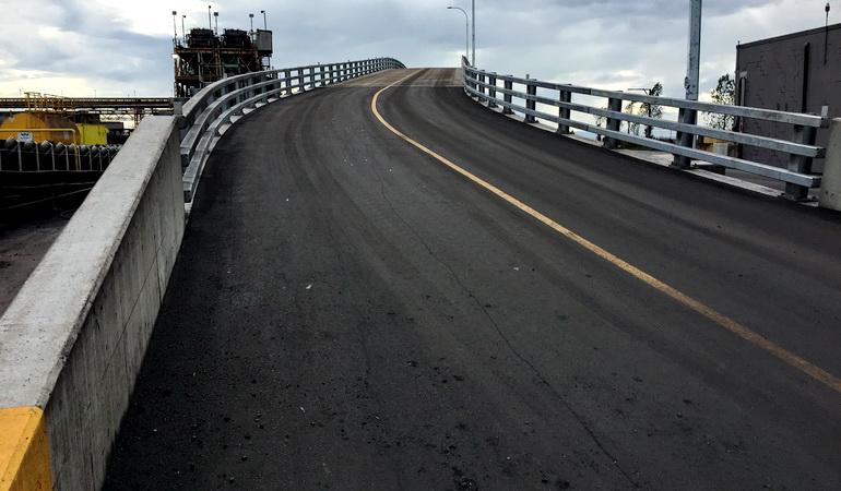 Westshore Terminals Overpass